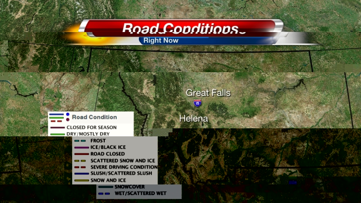 MT Road Conditions